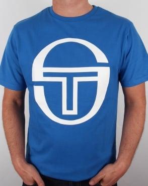 Sergio Tacchini Filberto T-shirt Royal Blue