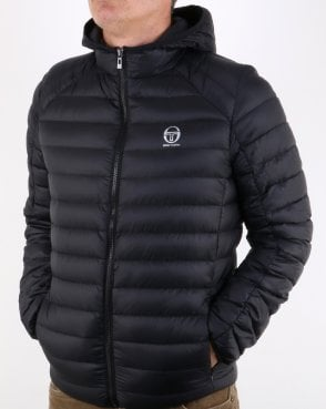 Sergio Tacchini Ives Down Jacket Black