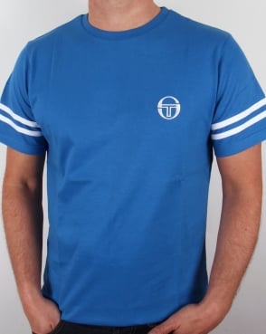 Sergio Tacchini Leone T-shirt Royal Blue