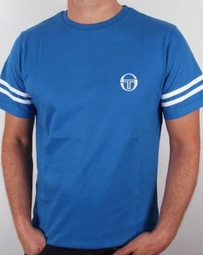 Sergio Tacchini Leone T-shirt Royal Blue