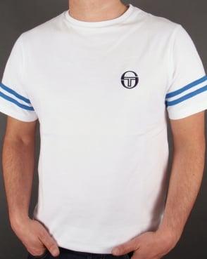 Sergio Tacchini Leone T-shirt White