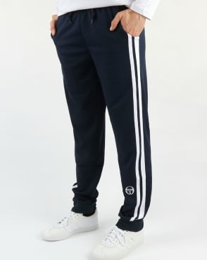 Sergio Tacchini Masters Track Bottoms Navy