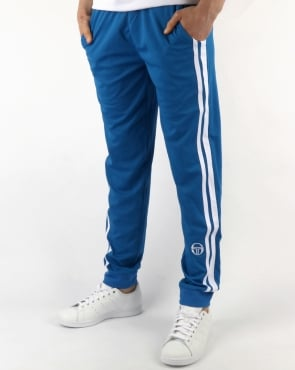 Sergio Tacchini Masters Track Bottoms Royal/White