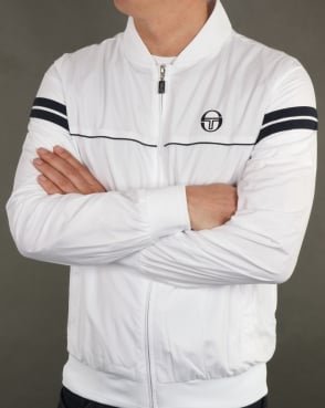 Sergio Tacchini Orion Jacket White