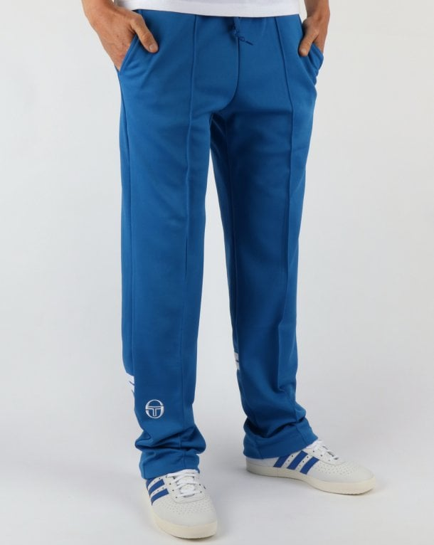 Sergio Tacchini Orion Track Bottoms Royal Blue