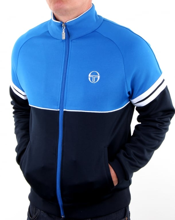 Sergio Tacchini Orion Track Top Royal/Navy
