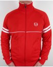 Sergio Tacchini Star Track Top Red/white
