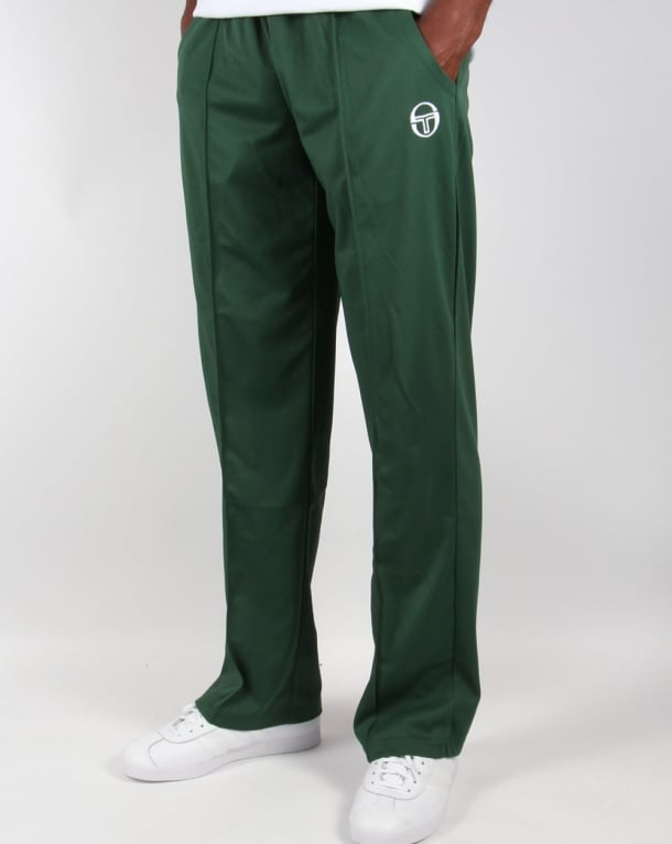 Sergio Tacchini Tamarindo Track Bottoms Forest Green