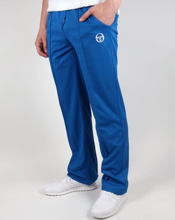 Sergio Tacchini Tamarindo Track Bottoms Royal Blue