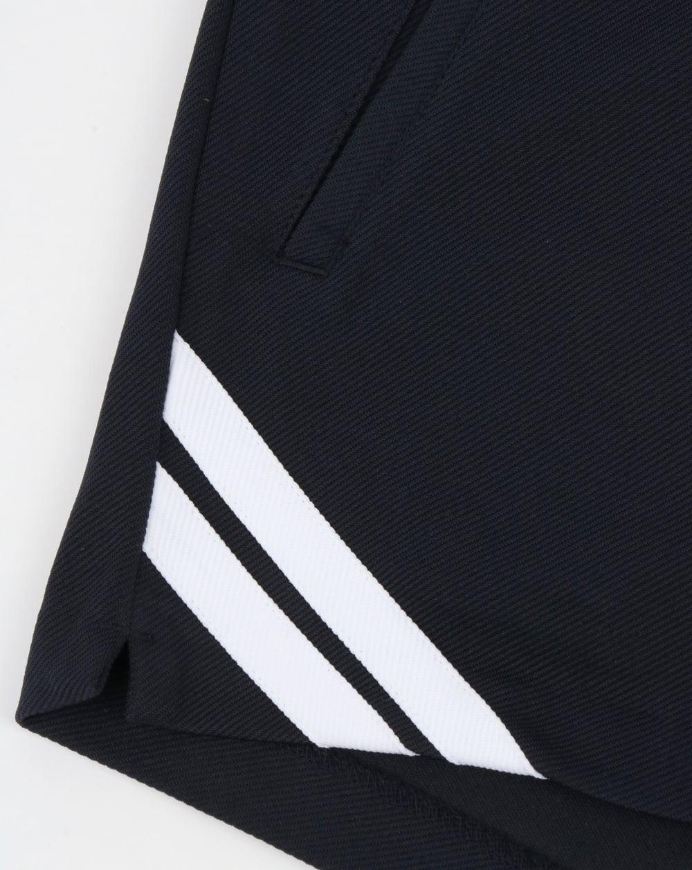 6daea8c2ba156 Sergio Tacchini Time tennis Shorts Navy | 80s casual classics
