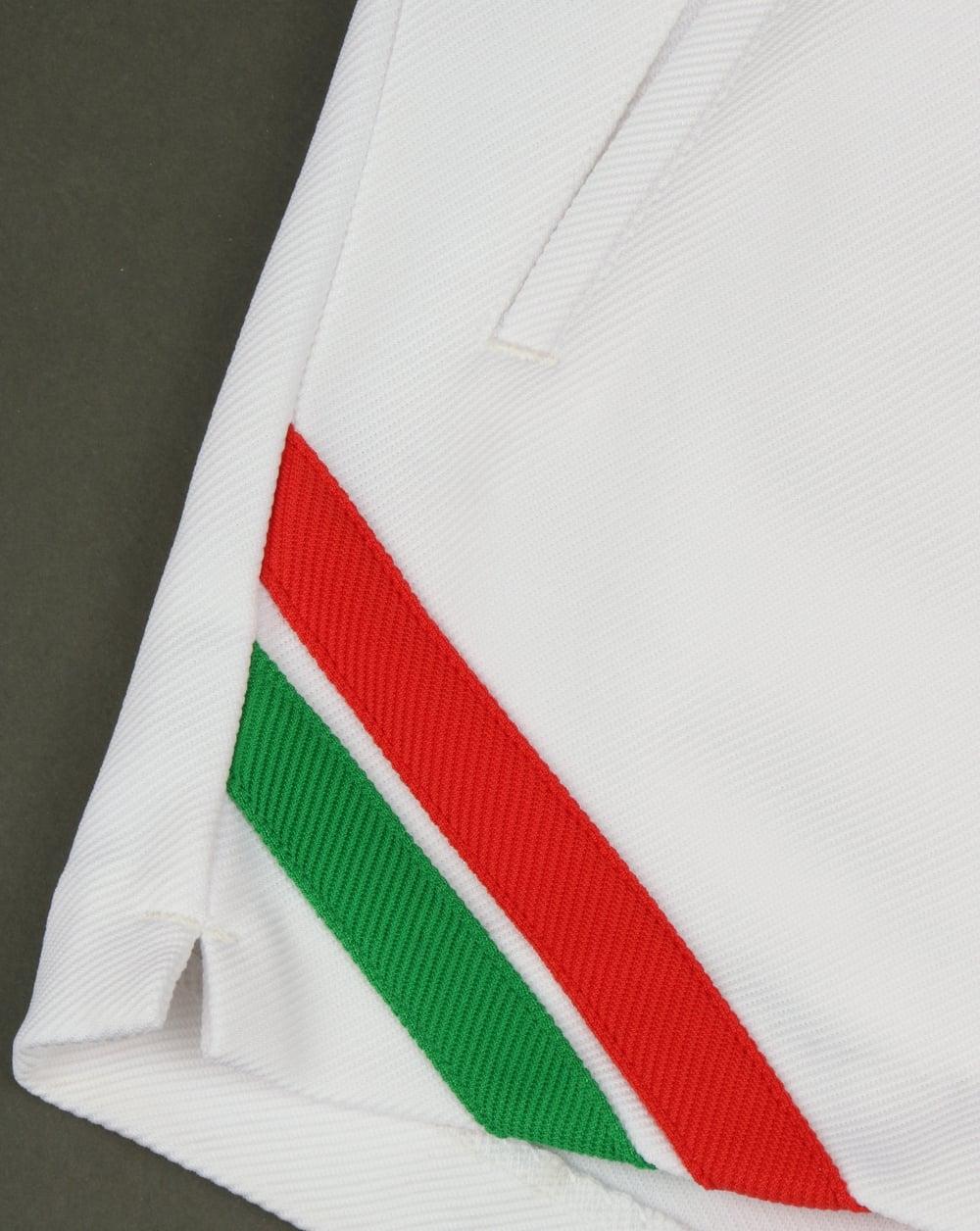f18c33892018f Sergio Tacchini Time Shorts White,tennis,sports,retro,mens