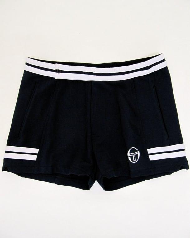 Sergio Tacchini Vitas Shorts Navy/white