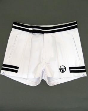 Sergio Tacchini Vitas Shorts White/navy