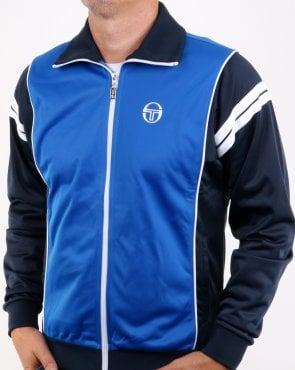 Sergio Tacchini Winner Track Top Royal/navy