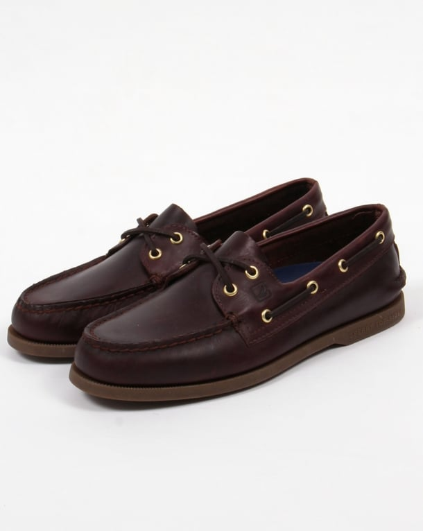 Sperry Authentic Original Boat Shoe Amaretto