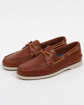 Sperry Authentic Original Boat Shoe Tan