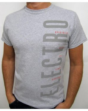 Street Sounds Electro 2014 T-shirt Heather Grey