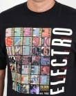 Street Sounds Electro T-shirt Black