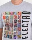 Street Sounds Electro T-shirt Grey