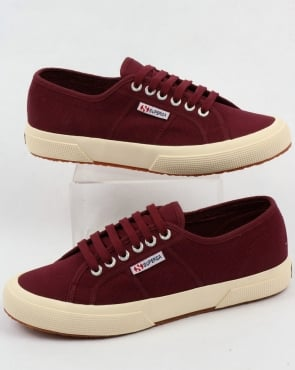 Superga 2750 Cotu Classic Pumps Bordeaux