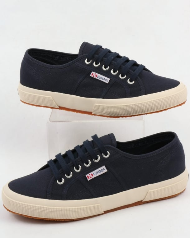 Superga 2750 Cotu Classic Pumps Navy