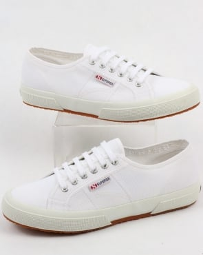 Superga 2750 Cotu Classic Pumps White