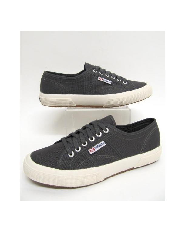 Superga Cotu Classic Trainers Dark Grey