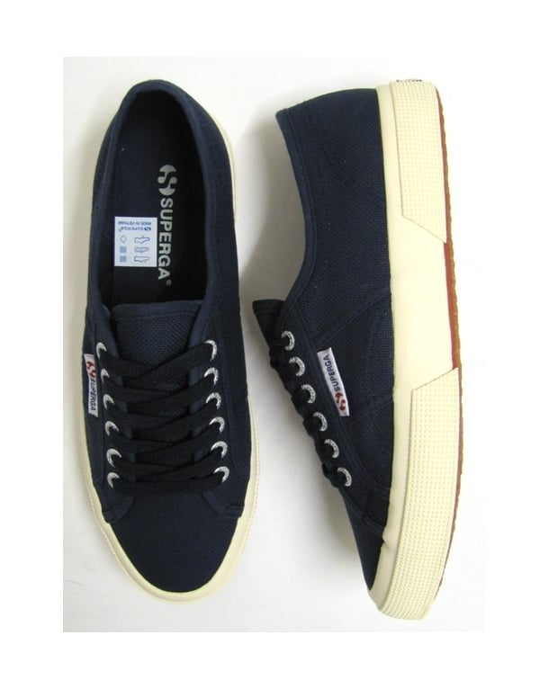 Superga Cotu Classic Trainers Navy