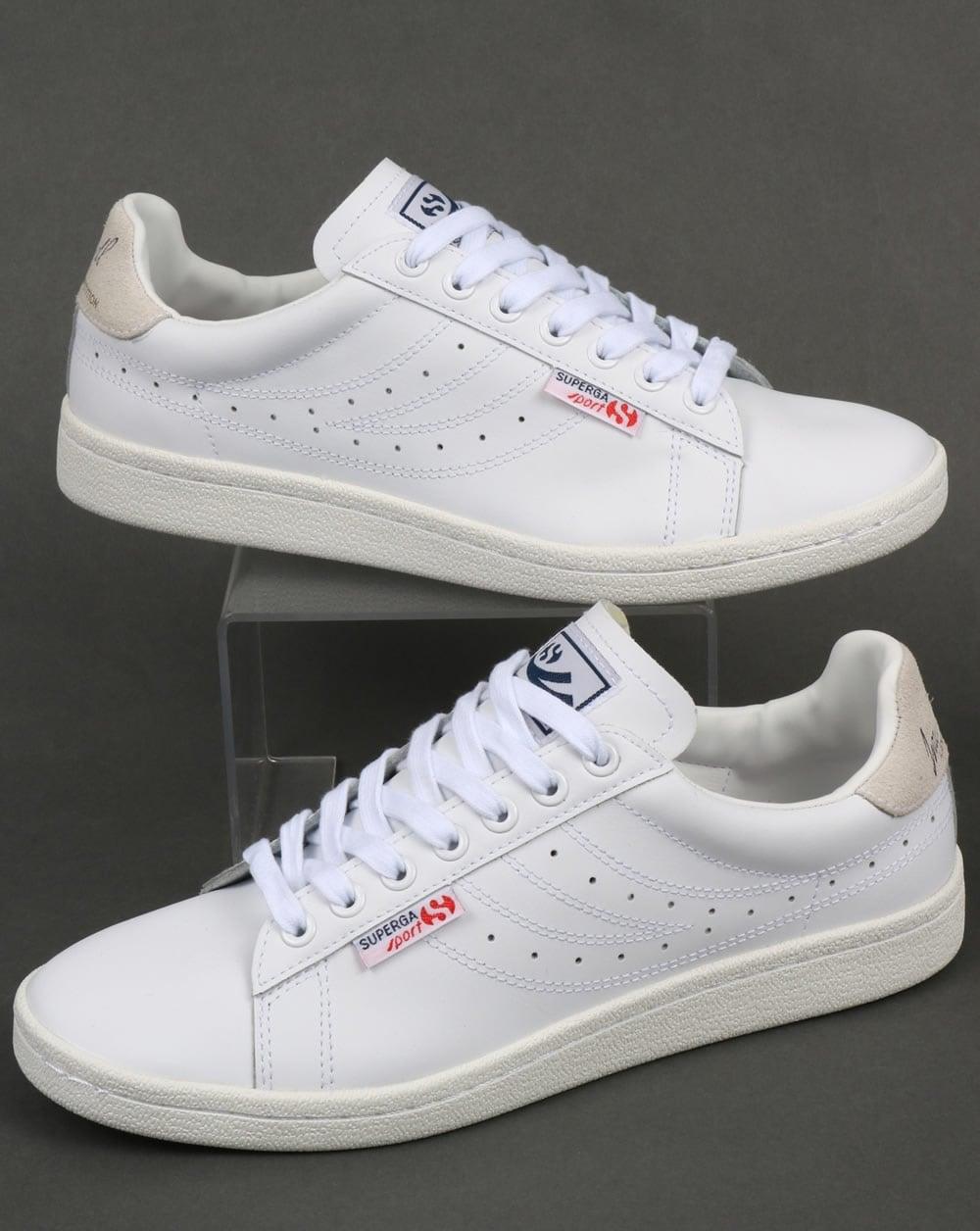 Superga Lendl 4832 Trainers White,sport