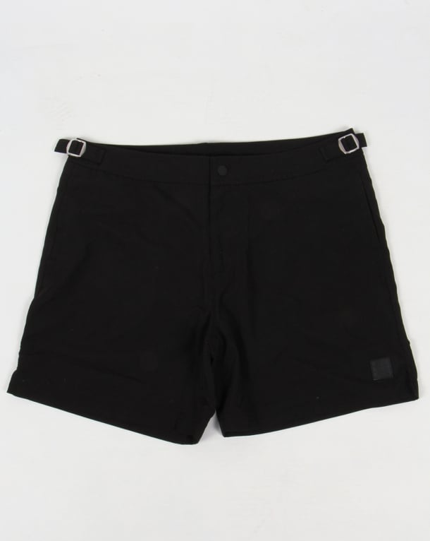 Supremacy Borris Tailored Swim Shorts Black