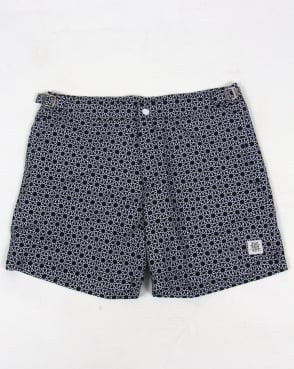 Supremacy Shorts Supremacy Dive Tailored Swim Shorts Navy
