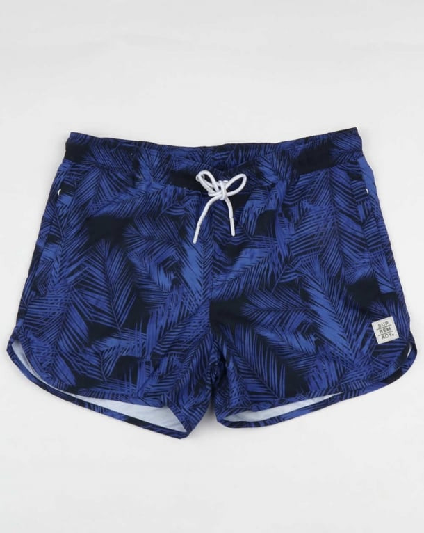 Supremacy Elite Swim Shorts Blue
