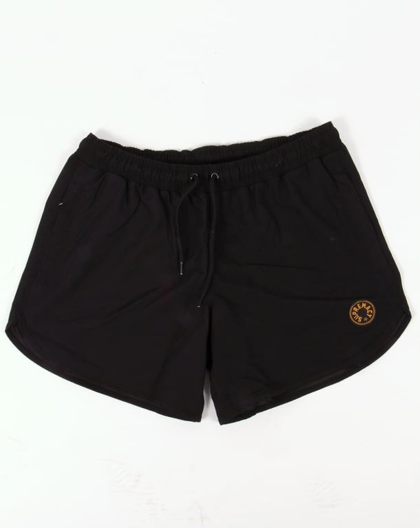 Supremacy Noir Swim Shorts Black