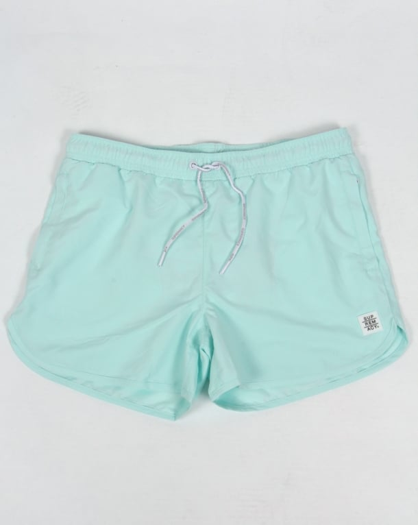 Supremacy Rocket Swim Shorts Pale Blue