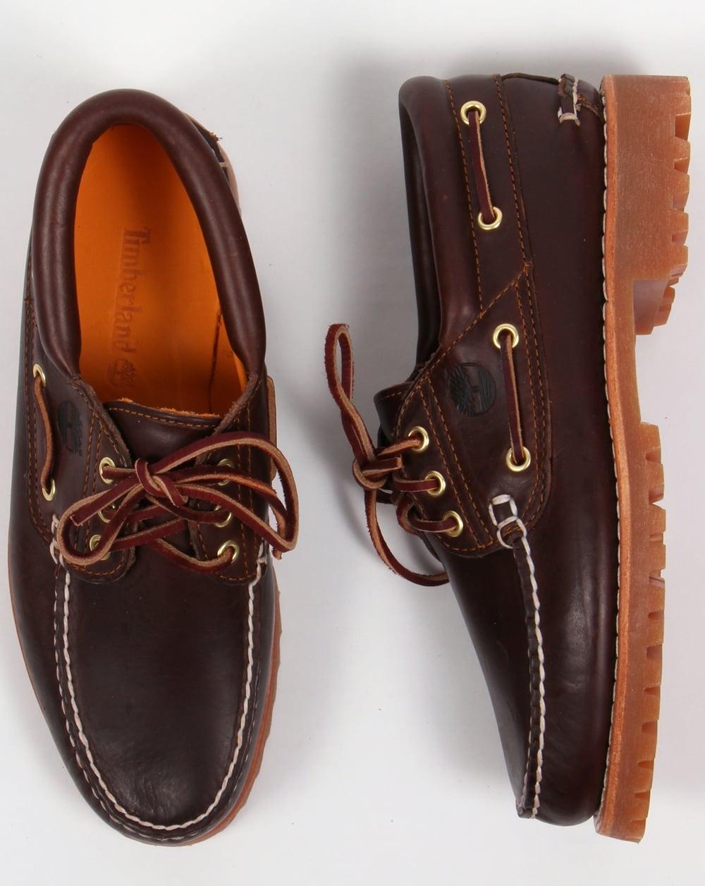 Timberland 3 Oeil Vente De Chaussures De Bateau fXpF3hfX