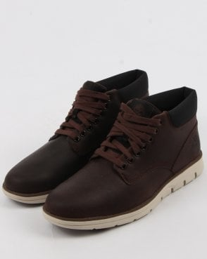 Timberland Bradstreet Chukka Leather Potting Soil Nubuck