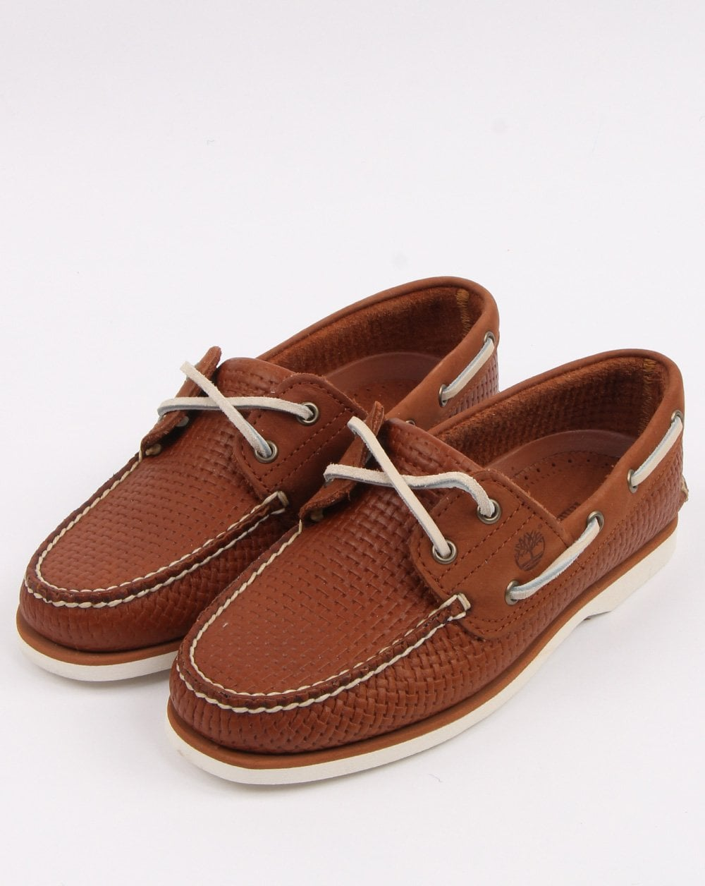 a30e99573f Timberland Classic Boat 2 Eye Shoe Brown