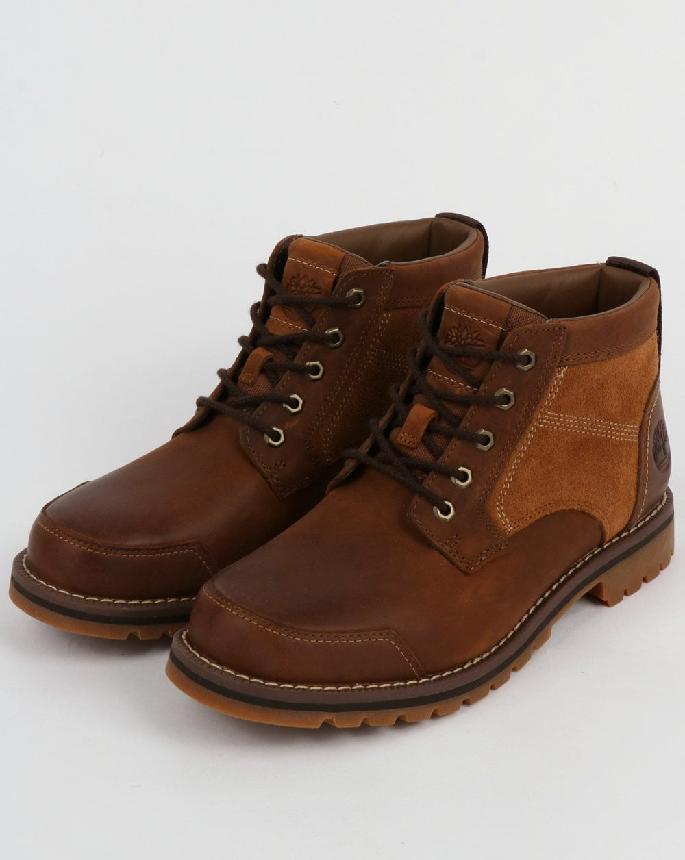 constante conveniencia presentar  Timberland Larchmont Chukka Hiker Boots Brown | 80s casual classics