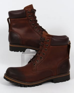 Timberland Rugged 6 Inch Boot Brown