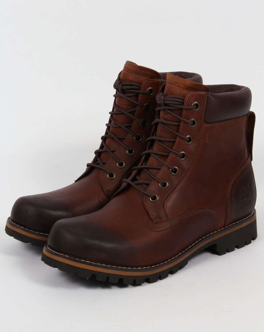 2f1498dd795c Timberland Timberland Rugged 6 Inch Boot Brown