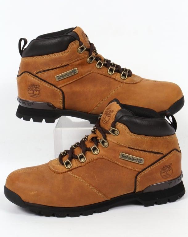 Timberland Splitrock 2 Boots Wheat Nubuck