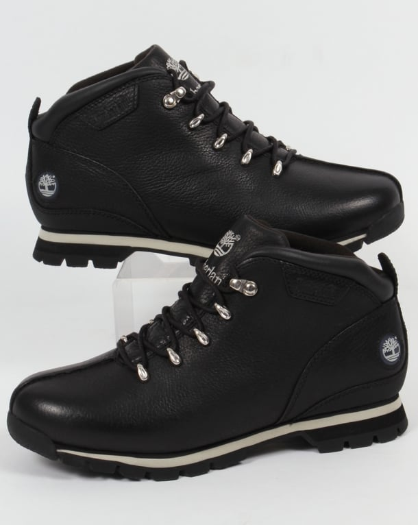 Splitrock pro Timberland shoes Boots Hiker Black vzxPd4