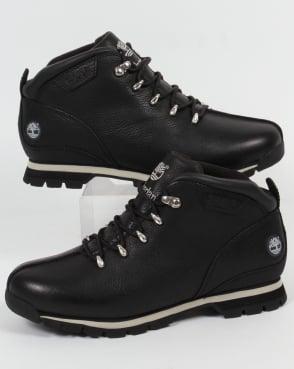 Timberland Splitrock Hiker Boots Black