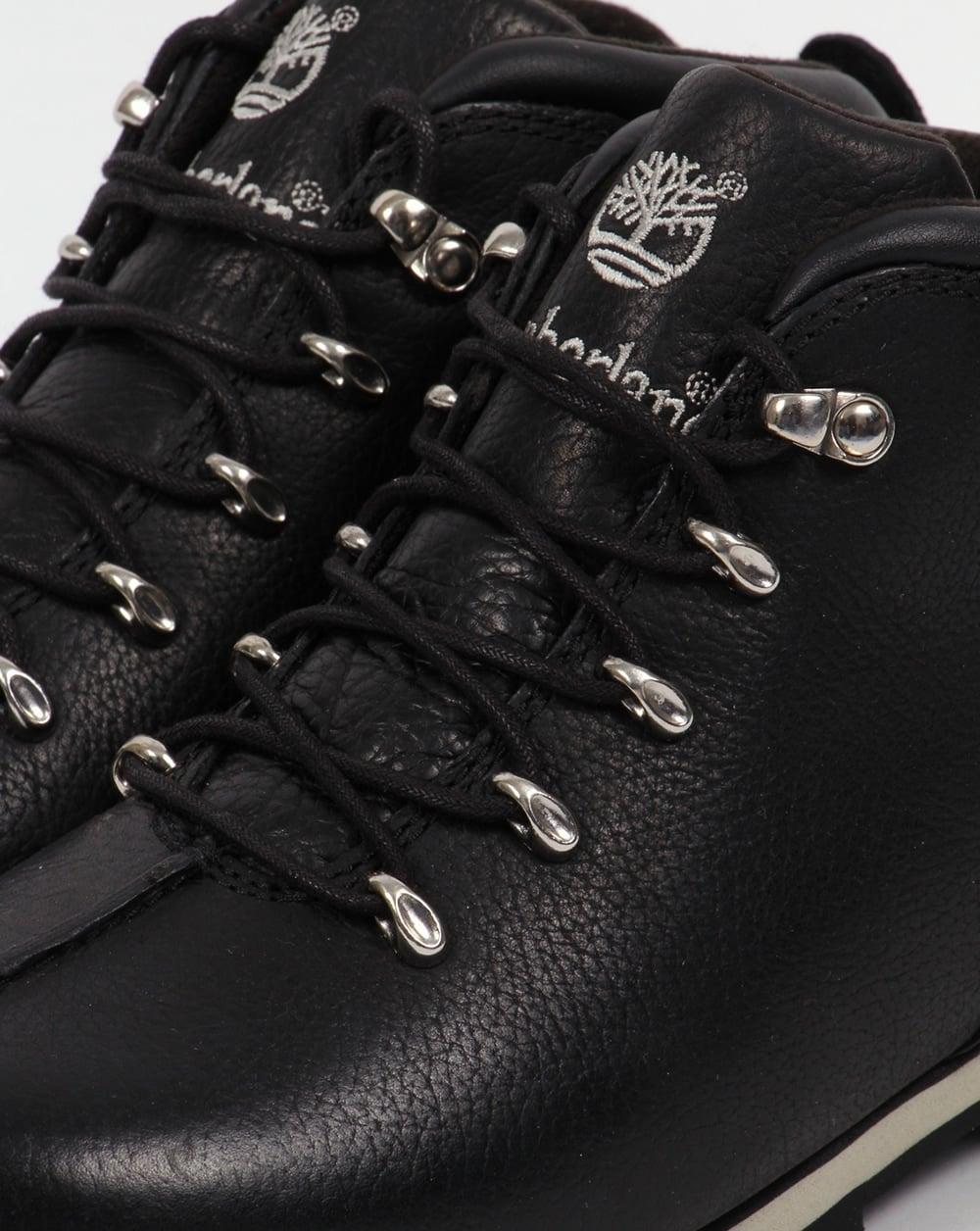 97ccfdcc224 Timberland Splitrock Hiker Boots Black