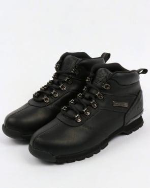 Timberland Splitrock II Boots Black