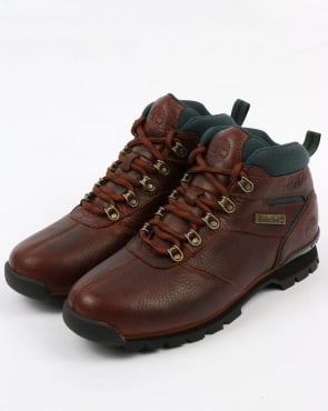 Timberland Splitrock II Boots Brown/Green