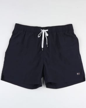 Tommy Jeans Tommy Hilfiger Basic Swim Short Navy
