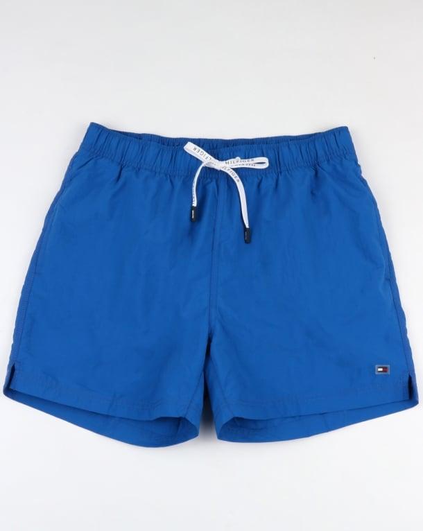 Tommy Hilfiger Basic Swim Short Royal Blue