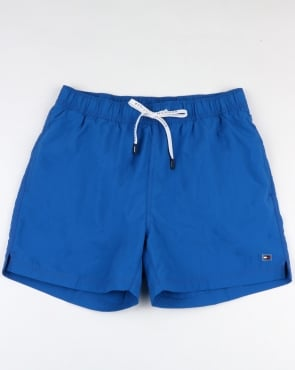 Tommy Jeans Tommy Hilfiger Basic Swim Short Royal Blue