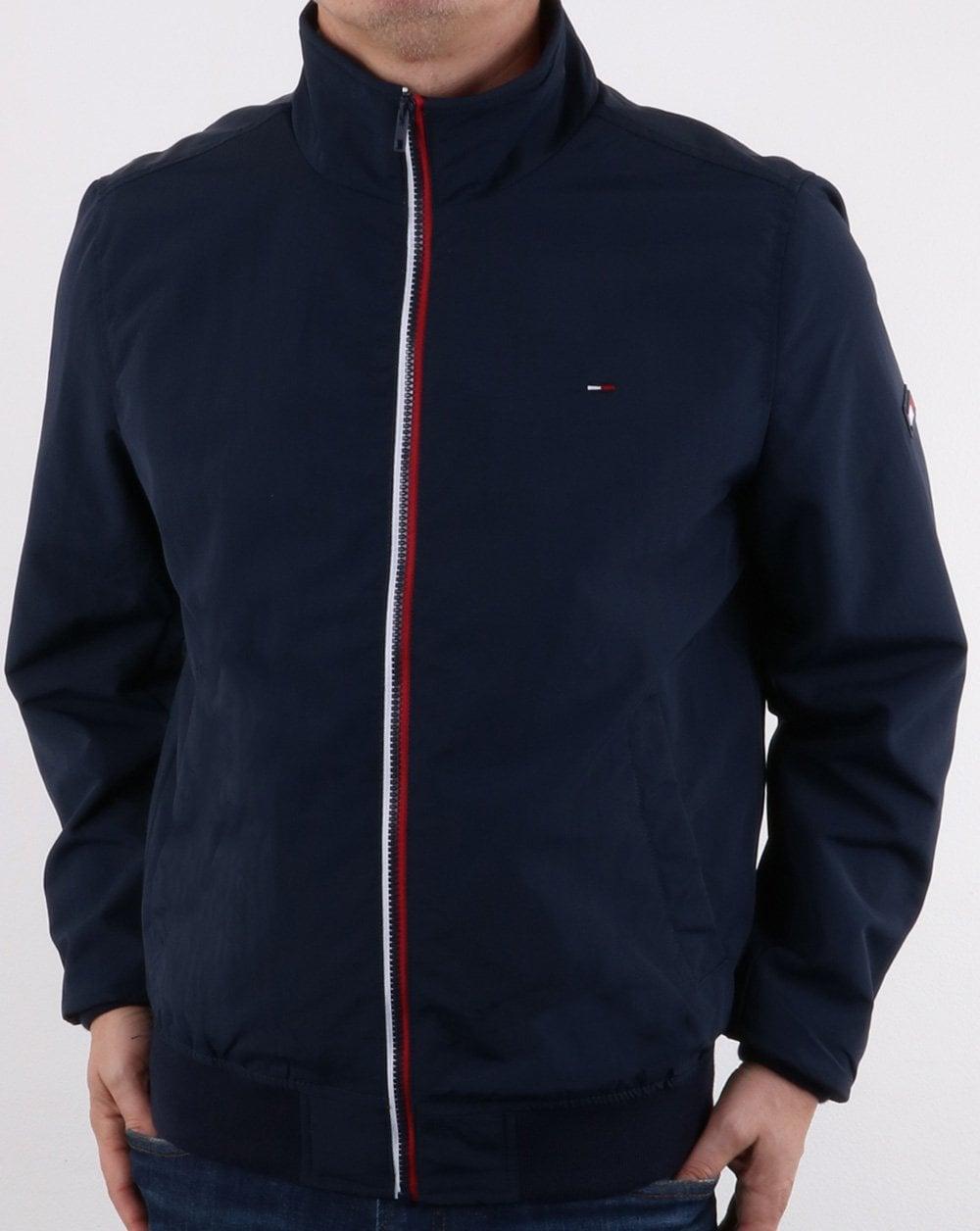 64495944fe Tommy Hilfiger Jeans Tommy Hilfiger Bomber Jacket Navy